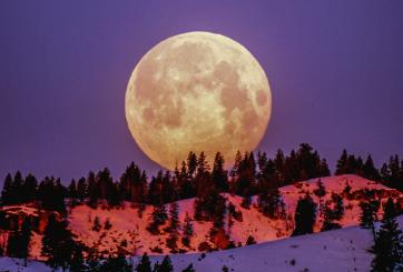 La primera superluna de 2020 es HOY y llega con energía de Virgo