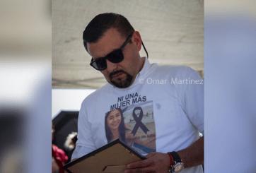 Feminicida acusado fue a funeral de víctima con camisa de 'Ni Una Más'