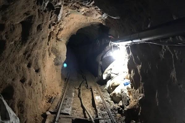 FOTOS: Encuentran túnel de contrabando cerca de la garita de Otay