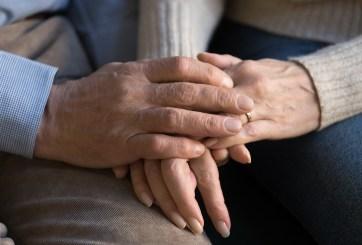 pareja de ancianos