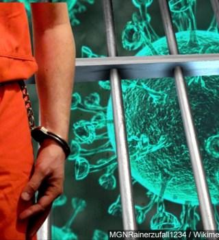 Narcotraficante detenido por BP da positivo a COVID-19