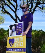 Empleados de la salud piden mayores protecciones contra el Coronavirus