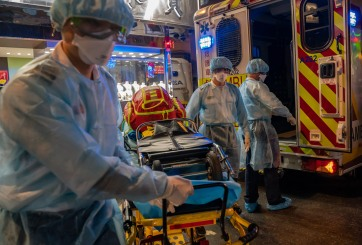 hospital emergencias
