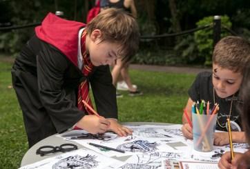 Lanzan la plataforma 'Harry Potter en Casa' para niños en cuarentena