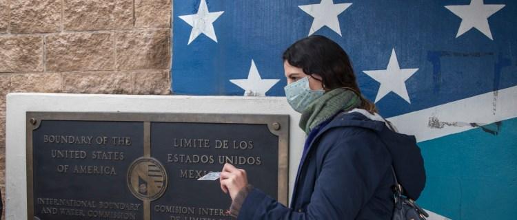 Podrían reabrir frontera con México para viajes no esenciales