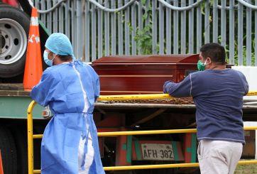 Coronavirus en Ecuador: Fallecidos podrían llegar a 3.500 en Guayas