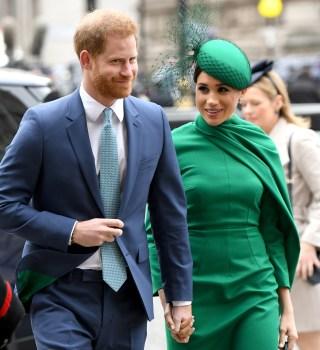 Harry y Meghan dejan la realeza y comienzan una nueva vida en 2020