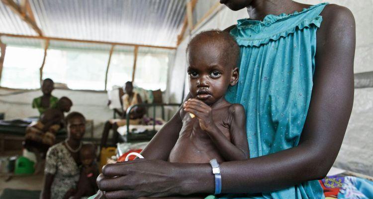 Se esperan estragos catastróficos en población que sufre de hambre