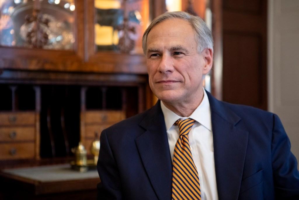 Texas Tribune - Greg Abbott