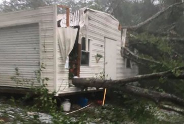 Millones de personas bajo alerta por tornados en el sureste de EE.UU.