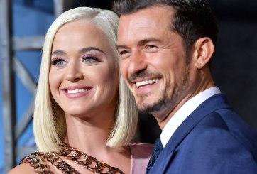 Katy Perry y Orlando Bloom anuncian el sexo de su próximo bebé