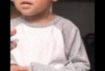 Alerta Amber: Niño hispano posiblemente secuestrado