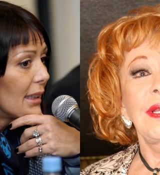Alejandra Guzmán pide donaciones de sangre para su madre, Silvia Pinal