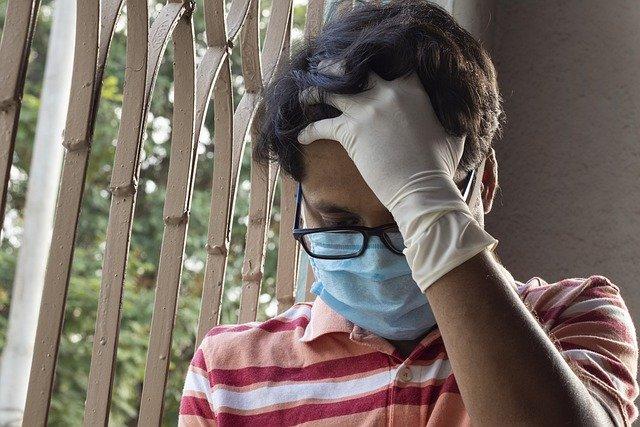 enfermo cuarentena coronavirus