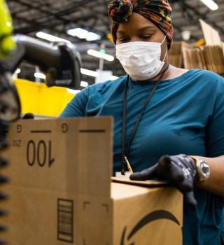 Amazon contratará a 33 mil nuevos empleados en medio de la pandemia