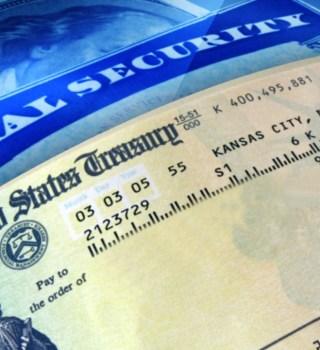 Cheques del Seguro Social aumentarán en 2021