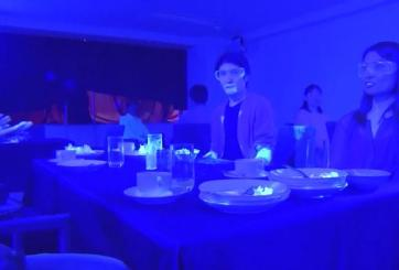 VIDEO VIRAL: Así se propaga el coronavirus en un restaurante