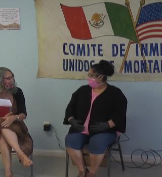 No califica para ayuda económica: Mujer pierde todo tras el COVID-19