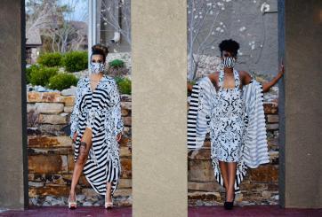 Hispano lanza colección de modas inspirado en el Covid-19