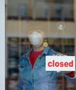 Negocios en San Diego podrian volver a cerrar ante más casos de Covid