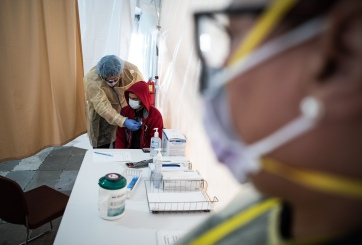 Nuevamente registra El Paso más de 100 contagios por COVID-19