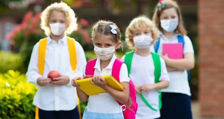 CDC publicó guías para el regreso a clases durante la pandemia