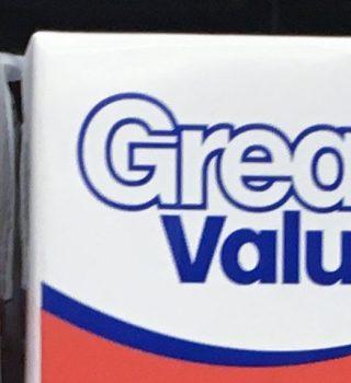 Los alimentos que nunca deberías de comprar en Walmart