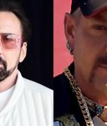"""""""Nicolas Cage"""" se transforma en el Tiger King en sorprendente video"""