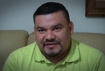 Salvadoreño en Maryland paga por el transporte de 13 pacientes varados