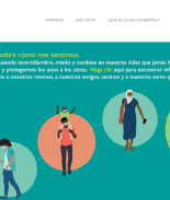 COVID19 Recursos para la salud mental de hispanos y comunidad inmigrante