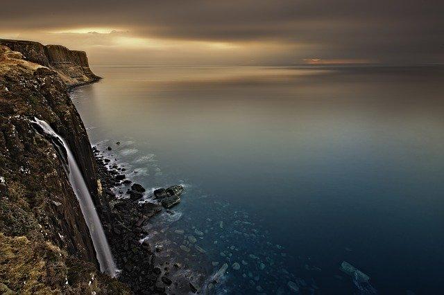 acantilado cliff