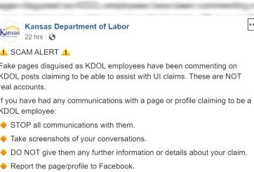 Impostores tratan de engañar a solicitantes de beneficios de desempleo