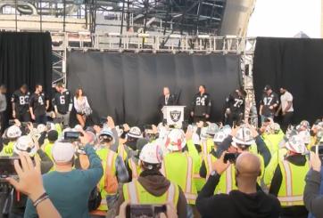 Contratarán a miles de personas para el nuevo estadio Allegiant