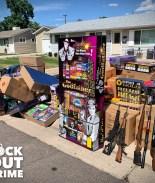 Fuegos artificiales afectan a residentes de la ciudad de Denver