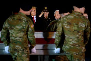 Trump sabía de recompensas rusas para matar soldados de EE.UU.