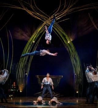 Cirque du soleil se declara en bancarrota y elimina más de 3 mil empleos