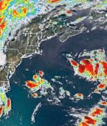 Se forma la tormenta tropical 'Dolly' en el Atlántico