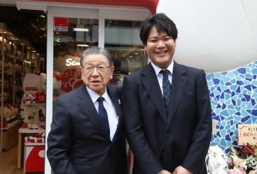 El fundador de Hello Kitty le entregará el negocio a su nieto