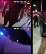 VIDEO: Policía revela video de arresto para recuperar confianza pública
