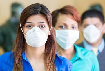 Hacer esto mientras usas cubrebocas podría a poner fin a la pandemia