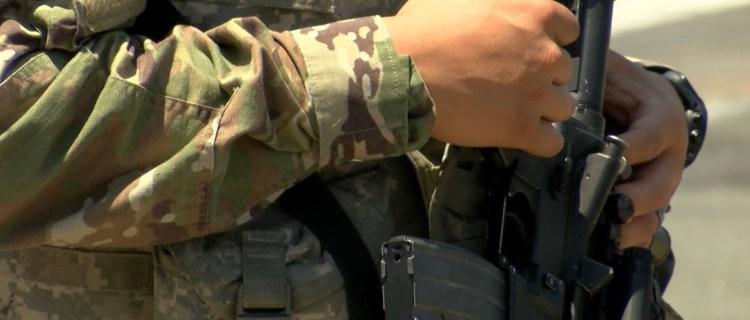 12 miembros de la Guardia Nacional son separados por seguridad de la inauguración