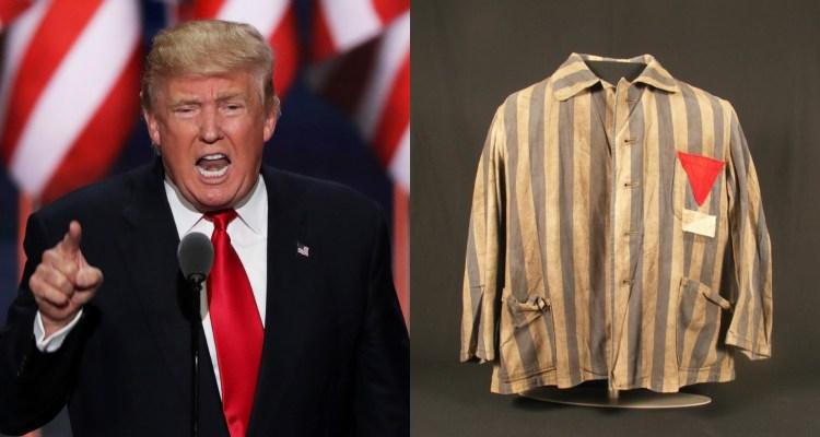 Facebook elimina anuncio de Trump por poner símbolo usado por Nazis