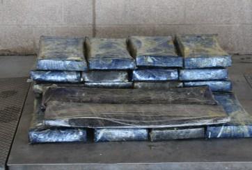 Incautan $3,7 millones en metanfetamina en puente Internacional Pharr
