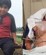 COVID-19 deja a niño hispano luchando por su vida en cuidados intensivos