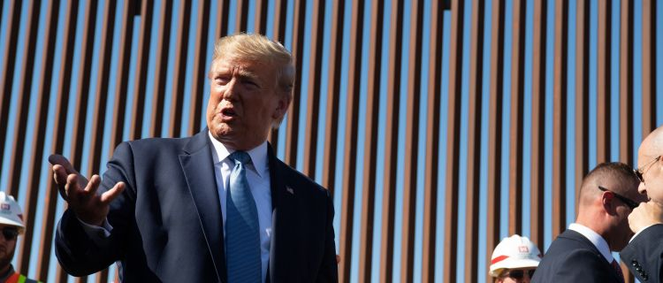 VIDEO: Trump cobrará peaje para que México pague el muro
