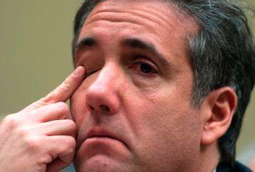 Michael Cohen volverá a confinamiento domiciliario, decide juez