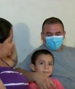 Familia centroamericana está desesperada por notificación de desalojo