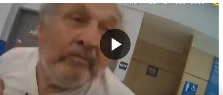 """""""Tengo el virus"""" gritaba hombre que escupió a policías en Nuevo México"""