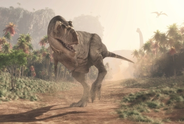 Científicos reviven microbios más antiguos que el Tiranosaurio Rex