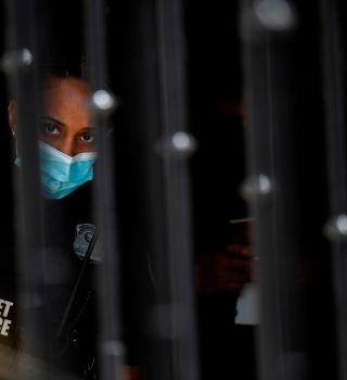Más de 130 agentes del Servicio Secreto tienen Covid o en cuarentena